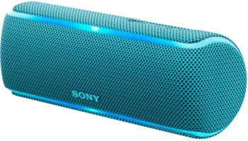 цена Колонка беспроводная Sony SRS-XB 21 L синий онлайн в 2017 году