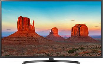 4K (UHD) телевизор LG 49 UK 6450 цена в Москве и Питере