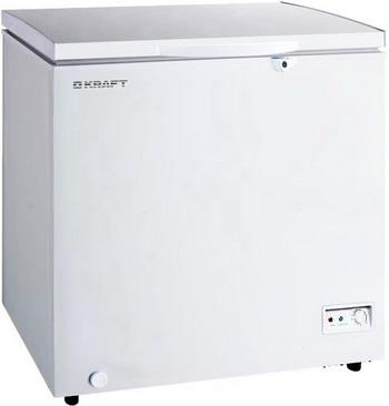 Морозильный ларь Kraft BD (W)-202QX морозильный ларь kraft bd w 225 bl с дисплеем белый