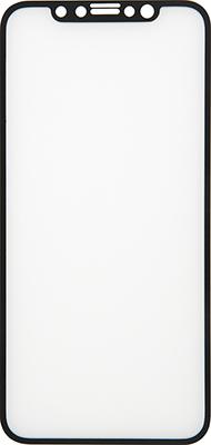 Защитное стекло Red Line iPhone X/XS Full Screen (матовое) tempered glass черный liberty project tempered glass защитное стекло для alcatel onetouch idol 4s 6070k 0 33 мм