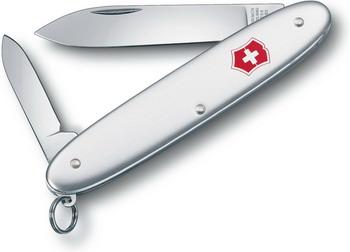 Нож перочинный Victorinox Excelsior 84 мм 3 функции алюминиевая рукоять серебристый
