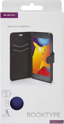Фото - Чехол (флип-кейс) Red Line Book Type для Samsung Galaxy A50 (A505) (синий) чехол флип кейс red line book type для samsung galaxy j2 core 2020 черный