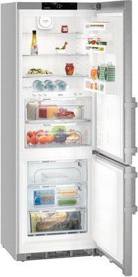 Фото - Двухкамерный холодильник Liebherr CBNef 5735-21 холодильник liebherr biofresh cbnef 5735
