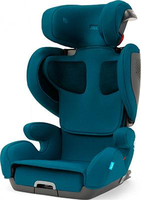 Автокресло Recaro Mako 2 Elite гр. 2/3 расцветка Select Teal Green 00089042410050 автокресло recaro salia гр 0 1 расцветка select teal green 00089025410050