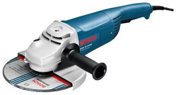 Угловая шлифовальная машина (болгарка) Bosch GWS 22-230 H 0601882103 угловая шлифовальная машина болгарка bosch pws 2000 230 je 06033 c 6001