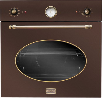 Встраиваемый электрический духовой шкаф Korting OKB 482 CRSC korting okb 482 crsb