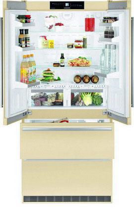лучшая цена Многокамерный холодильник Liebherr CBNbe 6256-21
