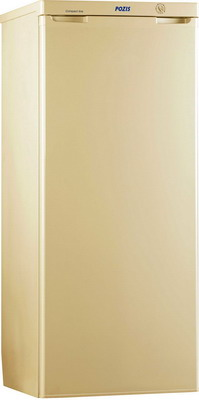 Однокамерный холодильник Позис RS-405 бежевый цена и фото
