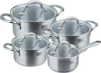 Набор посуды Rondell RDS-744 Destiny ковш rondell destiny 16 см 1 2 л нержавеющая сталь rds 727