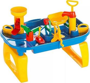 Фото - Набор для игр с водой Wader Водный мир №4 40909_PLS игра с водой wader водный мир 2 40886