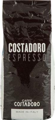 Кофе в зернах COSTADORO ESPRESSO 1KG кофе зерновой costadoro gold arabica 1000 гр