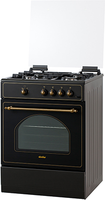 Газовая плита Simfer F 66 GL 42017 все цены