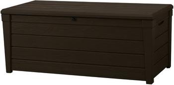 Сундук Keter BRIGHTWOOD STORAGE BOX 454 L коричневый 17194454
