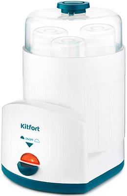 Электрический стерилизатор Kitfort КТ-2303 электрический стерилизатор ramili bss250