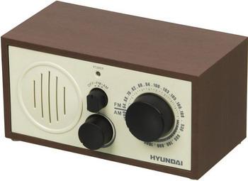 Радиоприемник Hyundai H-SRS 120 вишня hyundai h srs220 вишня