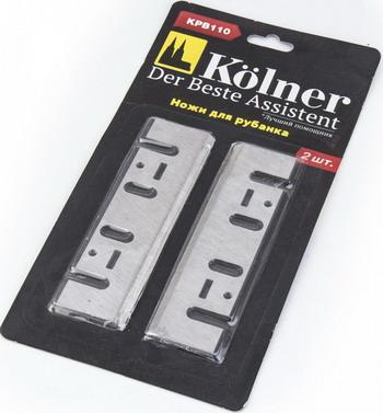 Нож для рубанка Kolner KPB 110 нож для рубанка makita d 16346