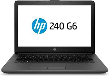 Ноутбук HP 240 G6 <4BD 05 EA> i5-7200 U Dark Ash Silver цена и фото