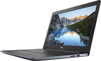 Ноутбук Dell Inspiron 5570 i3-7020 U (5570-3124) Blue ноутбук dell inspiron 5570 5570 5426
