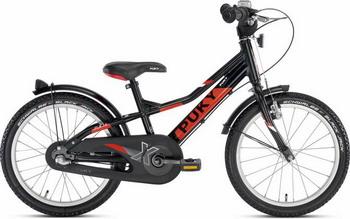 Велосипед Puky ZLX 18-3 Alu 4400 black чёрный