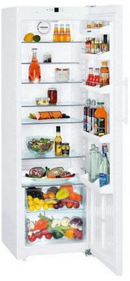 Однокамерный холодильник Liebherr K 4220-24 liebherr k 4220
