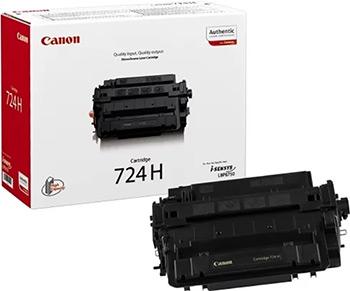 Картридж Canon 724 H 3482 B 002 Чёрный