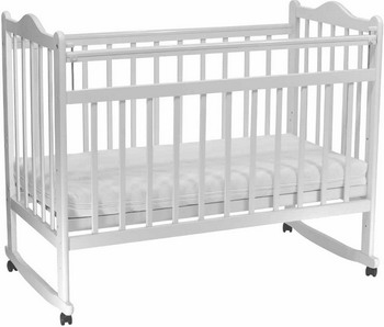 Детская кроватка Everflo Pali milk ES-001 ПП100004293 цена