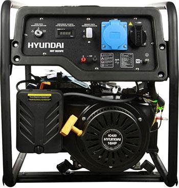 Электрический генератор и электростанция Hyundai HHY 9020FE