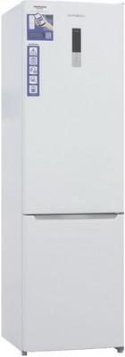 Двухкамерный холодильник Shivaki BMR-2016 DNFW цена и фото