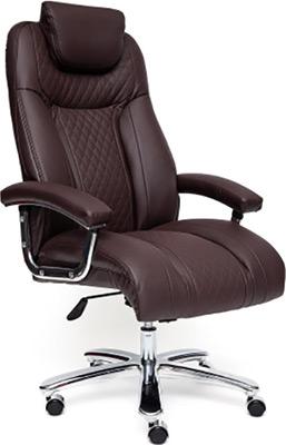 Кресло Tetchair TRUST кож/зам коричневый/коричневый стеганный/коричневый 36-36/36-36/6/36-36/06 угги женские bearpaw margaery цвет коричневый 1903w размер 6 36