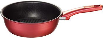 Сковорода глубокая Tefal 22 CHARACTER 2100095439 цена