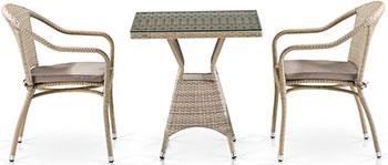 Комплект мебели 2 и 1 Афина T706/Y480C-W85 2PCS Latte