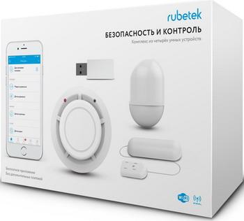 Комплект умный дом Rubetek Безопасность и контроль RK-3516