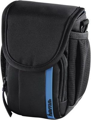 Фото - Сумка для фотокамеры Hama Nashville 90 черный/синий сумка для фотокамеры continent ff 03 черный