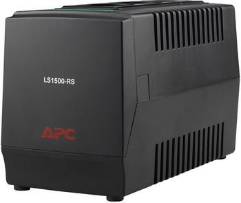 Стабилизатор напряжения APC Line-R LS1500-RS 750Вт 1500ВА цена