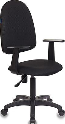 Кресло Бюрократ CH-1300/T-15-21 черный ch 1300 black mebelvia