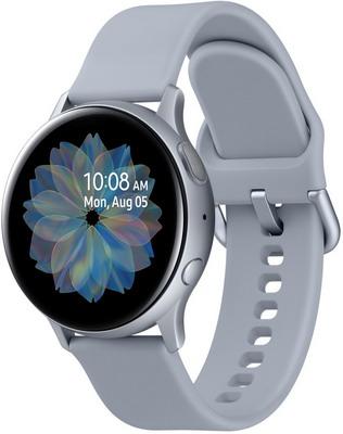 Часы Samsung Galaxy Watch Active2 SM-R830N алюминий 40 мм серебристый