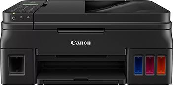 МФУ Canon Pixma G4411 A4 WiFi USB черный