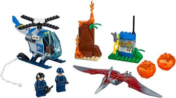 Конструктор Lego Juniors Jurassic World ''Побег птеранодона'' 10756
