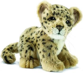Мягкая игрушка Hansa Creation 3423 Детеныш леопарда 18 см мягкая игрушка hansa детёныш леопарда 18 см