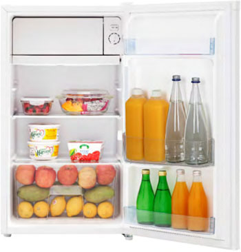 Однокамерный холодильник Lex