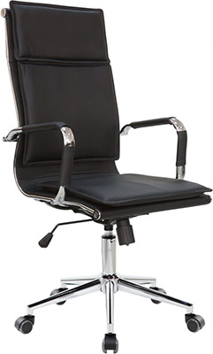 Кресло Riva Chair 6003-1 S Чёрный (Q-01) лонгслив q s designed by q s designed by qs006emgqbp4