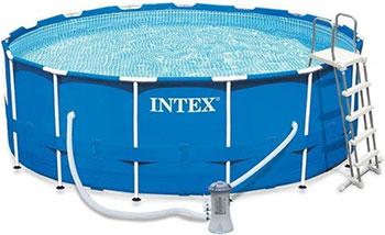 Бассейн Intex METAL FRAME 457х122см 28242NP