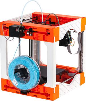 Фото - 3D-принтер Funtastique EVO v1.1 (Оранжевый) FP002O funtastique rp800a желтая