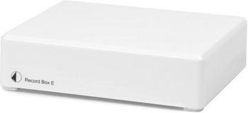 Фото - ММ/МС-фонокорректор PRO-JECT RECORD BOX E WHITE вячеслав въюга записки путешественника австрия вена