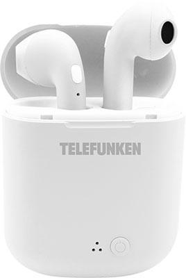 Вставные наушники Telefunken TF-1000B (белый)