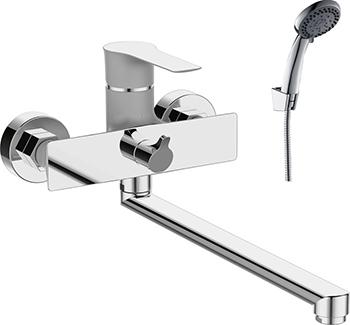 Смеситель для ванной комнаты Rossinka RS35-32PC ванны универсальный