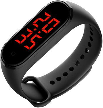 цена на Браслет-термометр JET HEALTH HB-1 черный