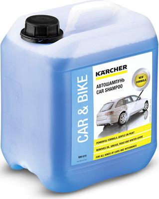 Шампунь автомобильный Karcher RM 619 (5л) 62940290