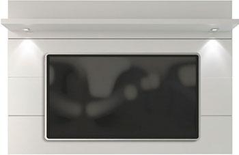Фото - Панель для телевизора Manhattan HORIZON 1.8 с LED подсветкойWHITE CLOSS PA88052 1328 х 1810 х 215 варочная панель hotpoint ariston pcn 642 habk