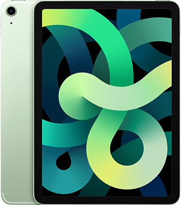 Планшет Apple 10 9-inch iPad Air (2020) Wi-Fii & Cellular 64 GB зеленый (MYH12RU/A) планшет apple 10 9 inch ipad air 2020 wi fii